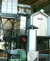 Buy Rice husk furnace & hot-water heater systems