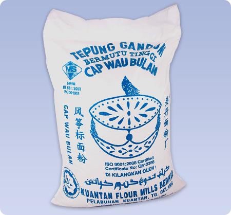 Wau Blue Flour