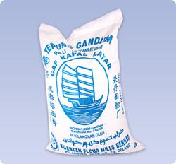 Sailing Boat Flour