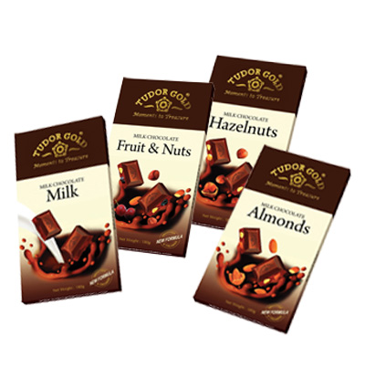 Tudor Gold Bar Milk Chocolate Buy In Shah Alam
