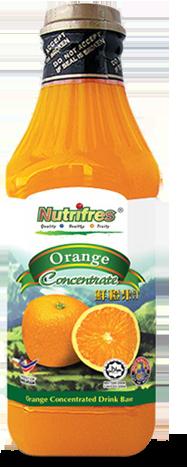 Nutrifres Fruit Juice Series