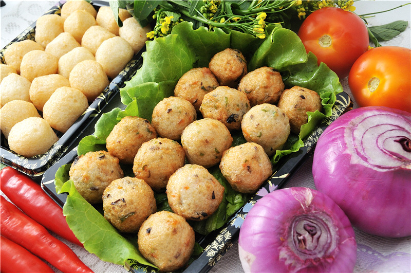 Fried Vegetable Ball