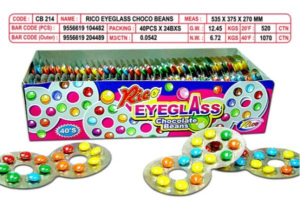 Buy Rico Eyeglass Choco Beans