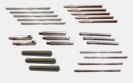 Buy Fine Components range from diam.0.5~6mm for Watch and Hard disk Industry
