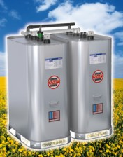 Buy SCHÜTZ TANK IN TANK galvanised system