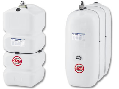 Single-walled heating oil tank systems