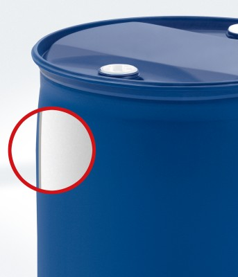 Buy The new SCHÜTZ plastic drums with high-purity HDPE inner laye
