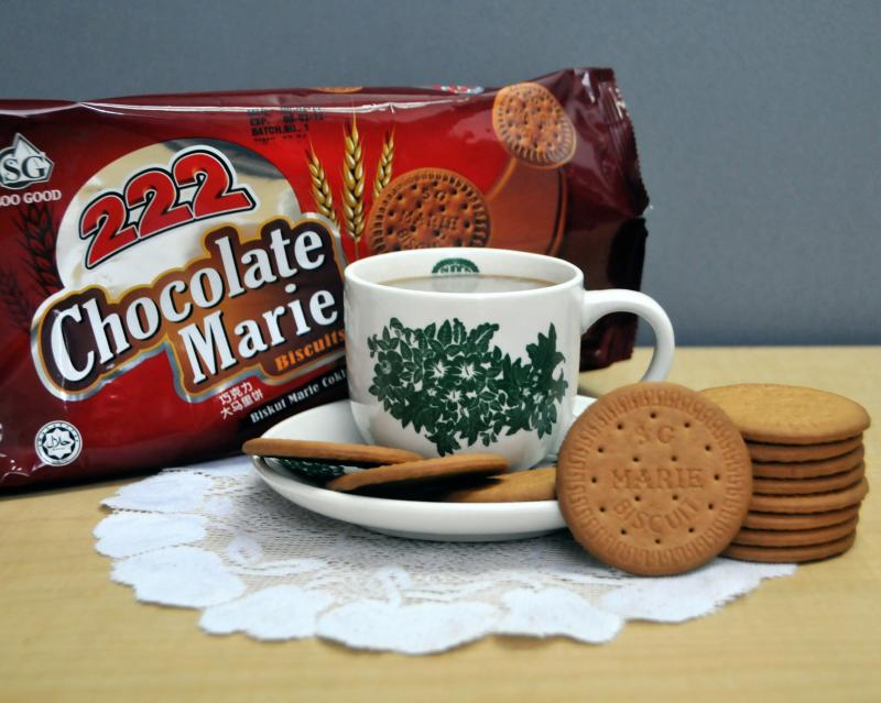 Buy Marie Chocolate 290g Biscuits