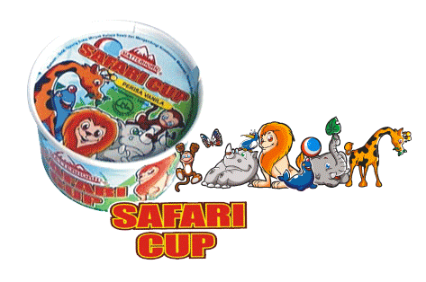Buy Safari Cup ice cream