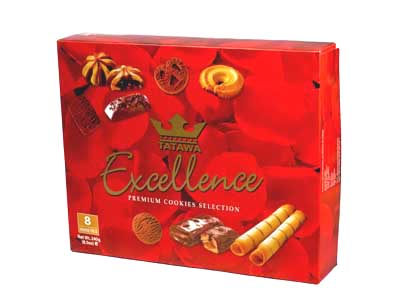 Buy Excellence : Premium Cookies Selection