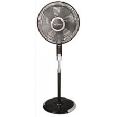 Buy Midea Remote Control Living Fan 40cm/16″ Silver Black