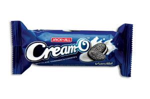 Buy Cream-O Chocolate Sandwich (Vanilla)