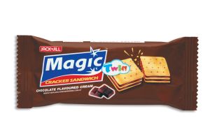 Buy Magic Twin Chocolate Flavoured Cream Cracker