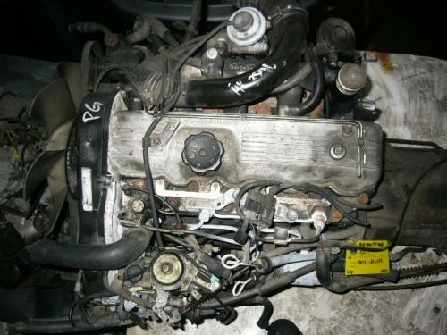 Engine Mitsubishi 4D56-T buy in Klang