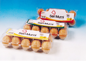 Seri Murni Vitamin E Eggs
