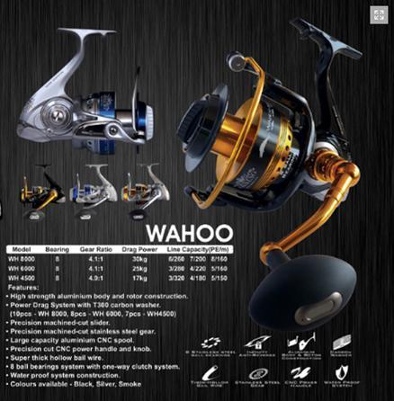 Buy Ajiking® Wahoo