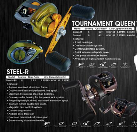 Buy Reels - Ajiking - Low Profile