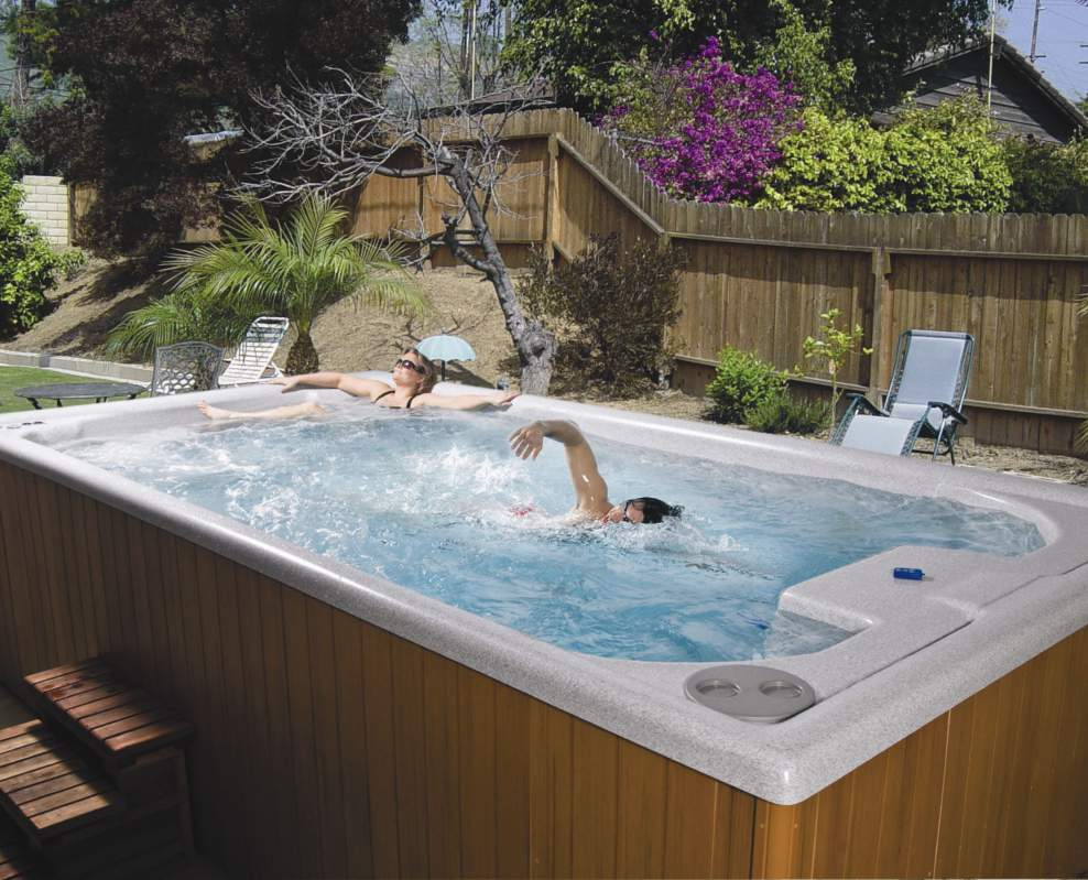 Endless Pool Swim Spa Buy In Petaling Jaya