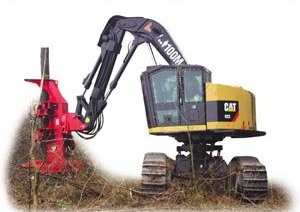 Buy Track Feller Buncher