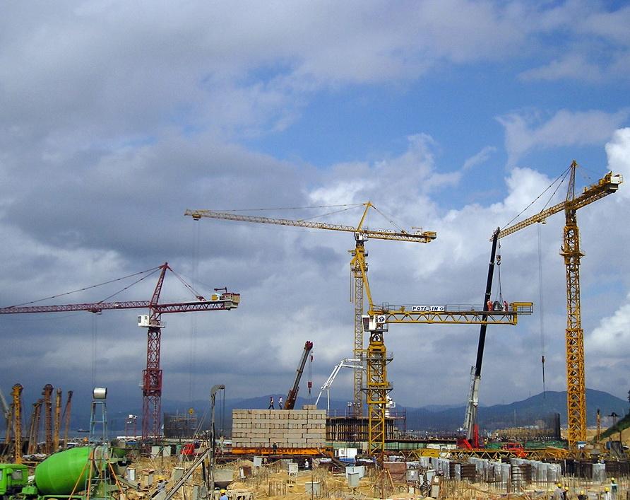 Tat Tower Crane buy in Shah Alam