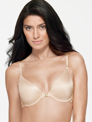 Soft and Seductive Front Close Contour Bra