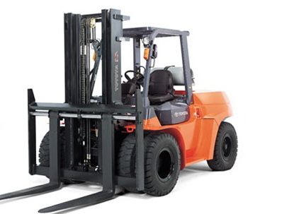 Buy Toyota Forklift 8000 Lbs