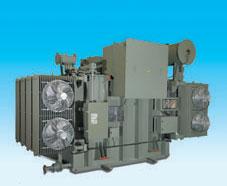 7.5/15 MVA - 33/11 kV Power Transformer