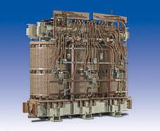 Active Parts - 27 MVA - 34.5 kV Power Transformer