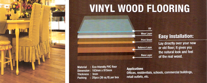 Vinyl Wood Flooring Buy In Subang Jaya