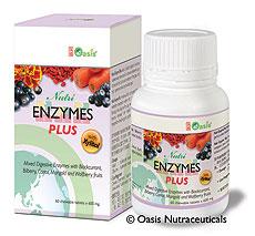 Buy Nutri Enzymes Plus Chewable Tablet