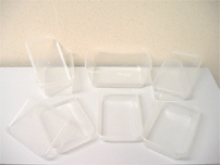 Buy Rectangular Container for thin walled product