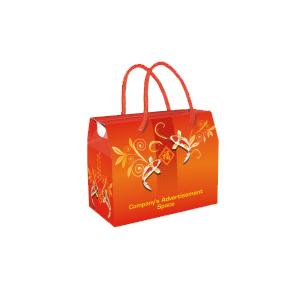 Buy Orange Paper Bag OPB 5
