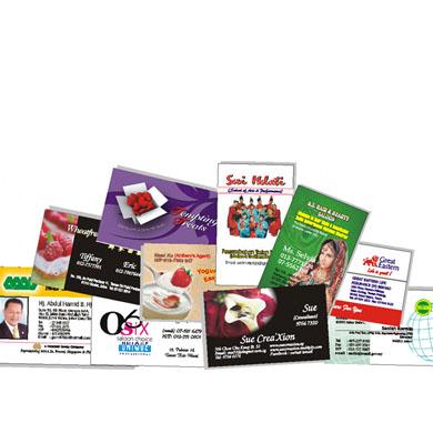 Buy Digital Full Colour Name Card