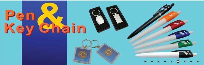 Buy Pen & Keychain