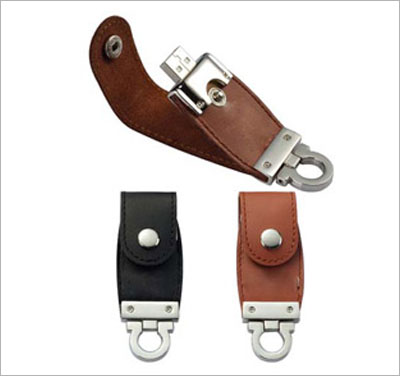 Buy Leather USB Thumbdrive