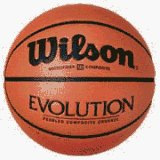 Buy Jet Evolution Size 7 Wide Channel Institutional Basketball from Wilson
