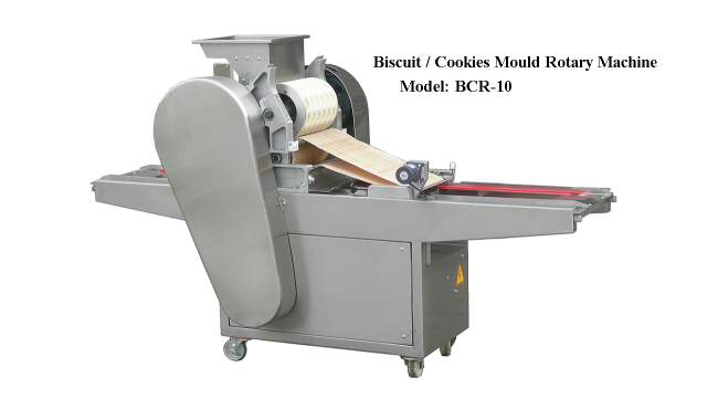 Biscuit/ Cookies Mould Rotary Machine, BCR-10