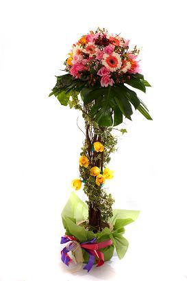 Buy Nicely Blast Bunch of flowers