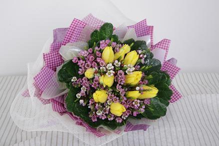 Buy Cupid Arrow Bunch of Flowers
