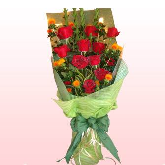 Buy Oriental Red Flowers