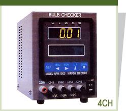 Bulb Checker NVC-400A