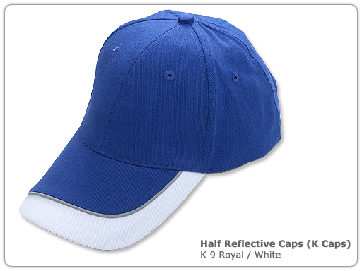 Buy Half Reflective Caps (K)
