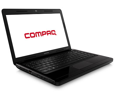 Compaq recovery