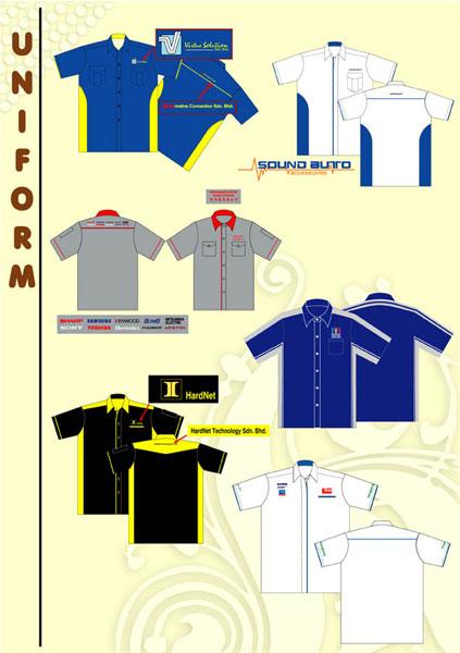 Buy Uniform T-shirt
