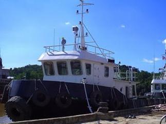 Buy 23.8 m 700HP Tug Boat