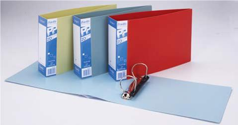 Bantex PP Ring Binders