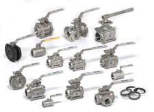 Buy Beaver Mars Ball Valves