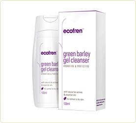 Buy Ecofren Green Barley Gel Cleanser