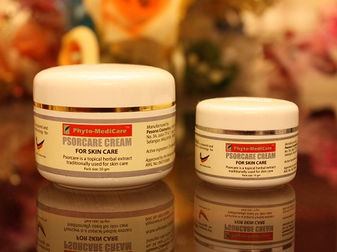 Buy PsorCare Cream 10 gm For Psoriasis & Eczema