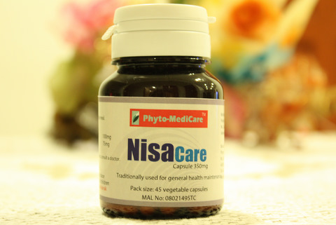 Buy NisaCare For Women's Health (Anti-Cancer & Energy Supplement)